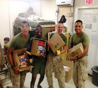 Jackson is collecting your leftover Halloween candy for Operation Shoebox: Deadline 11/16