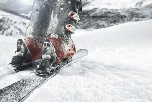 Spending your winter therapy assignment on the slopes doesn't have to be a pipe dream.
