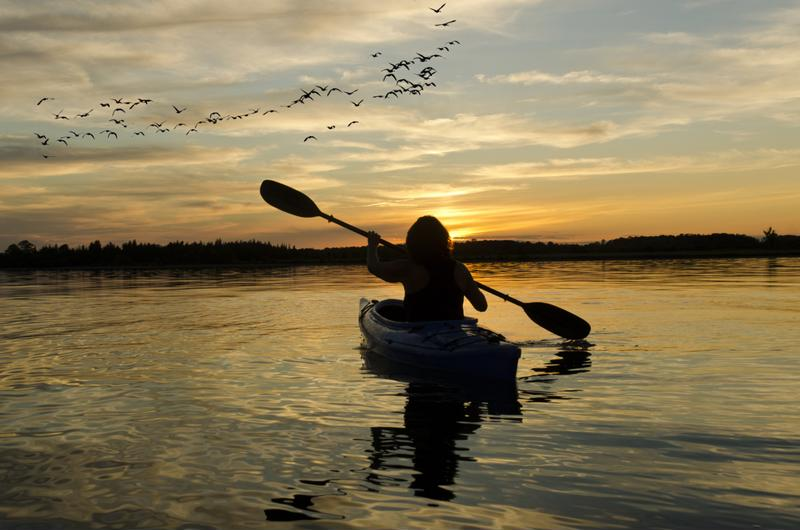 Once-in-a-lifetime must-do adventures: Overnight kayaking in the Keys